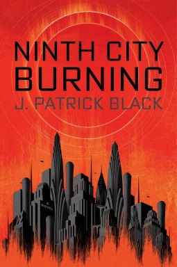 Ninth City Burning Cover Art